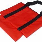 Chess Piece Sleeve Bag – Red
