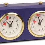 BHB Turnier Chess Clock – Blue