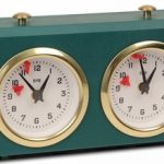 BHB Turnier Chess Clock – Green