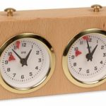 BHB Exklusiv Chess Clock – Natural