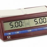 DGT2010 Digital Chess Clock