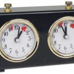 Value Chess Clock – Black