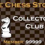 The Chess Store Collector's Club Membership