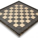 Gray & Erable Chess Board with Variegated Frame – 2.375″