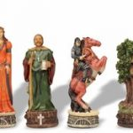 Robin Hood II Theme Chess Set