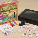 Mexican Train Professional Double 12 Domino Set