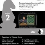 Romans Encyclopedia of 40 Essential Chess Openings – Volume 2