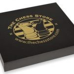 The Chess Store Chess Piece Box – 3.75″