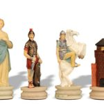 Greece & Rome Theme Chess Set