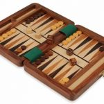 Magnetic Travel Backgammon Set – 7″